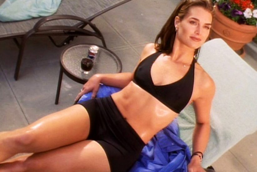 Brooke Shields Nude & Topless Pics And Sex Scenes Compilation 89