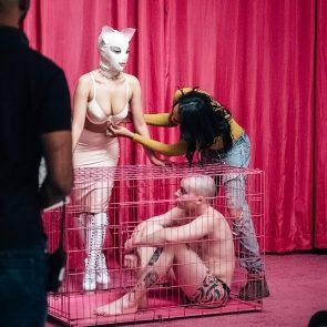 Doja Cat Nude LEAKED Pics & Blowjob Porn Video 125