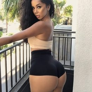 Brittany Renner Nude LEAKED Pics And Sex Tape Porn 88
