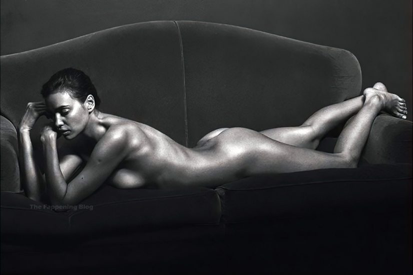 Irina Shayk Nude & Topless LEAKED Ultimate Collection 3
