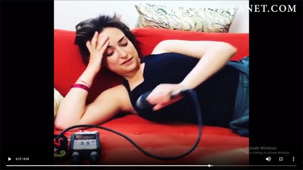 Milana Vayntrub Nude LEAKED Pics & Sex Tape 23