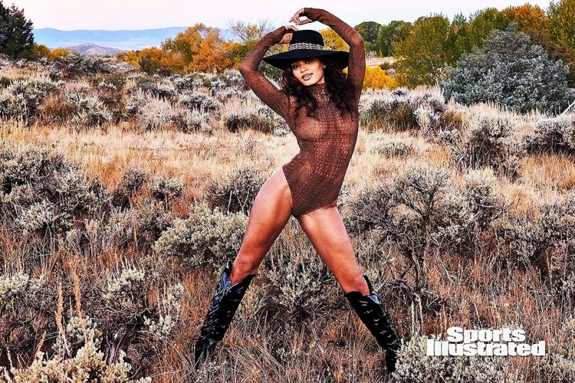 Danielle Herrington NUDE & Topless Pics for Sports Illustrated 82