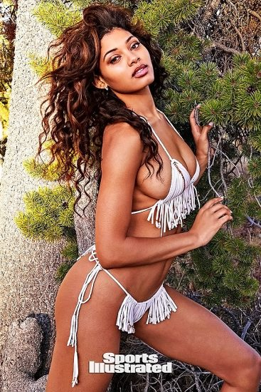 Danielle Herrington NUDE & Topless Pics for Sports Illustrated 76