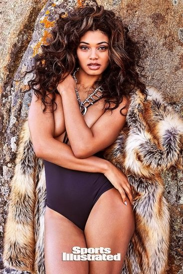 Danielle Herrington NUDE & Topless Pics for Sports Illustrated 75