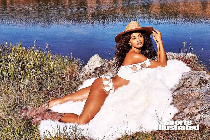 Danielle Herrington NUDE & Topless Pics for Sports Illustrated 99