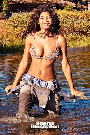 Danielle Herrington NUDE & Topless Pics for Sports Illustrated 84