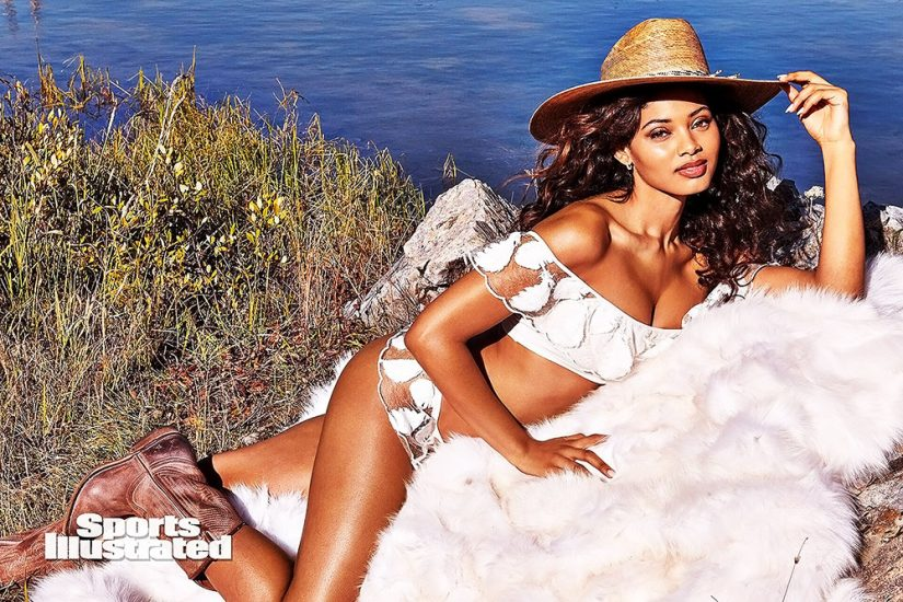 Danielle Herrington NUDE & Topless Pics for Sports Illustrated 94