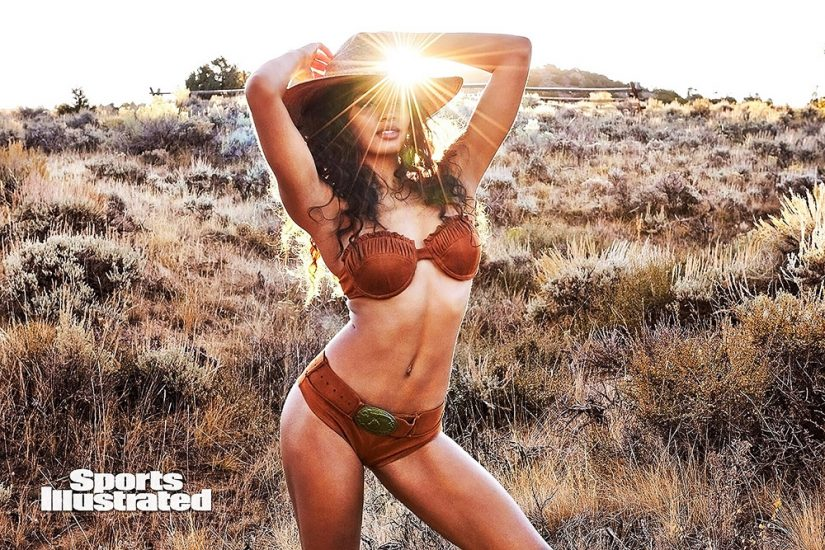 Danielle Herrington NUDE & Topless Pics for Sports Illustrated 96