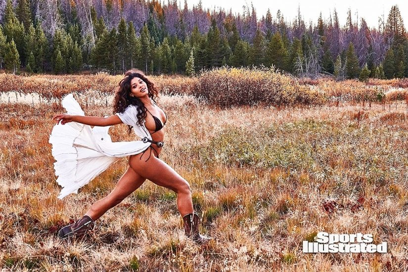Danielle Herrington NUDE & Topless Pics for Sports Illustrated 91