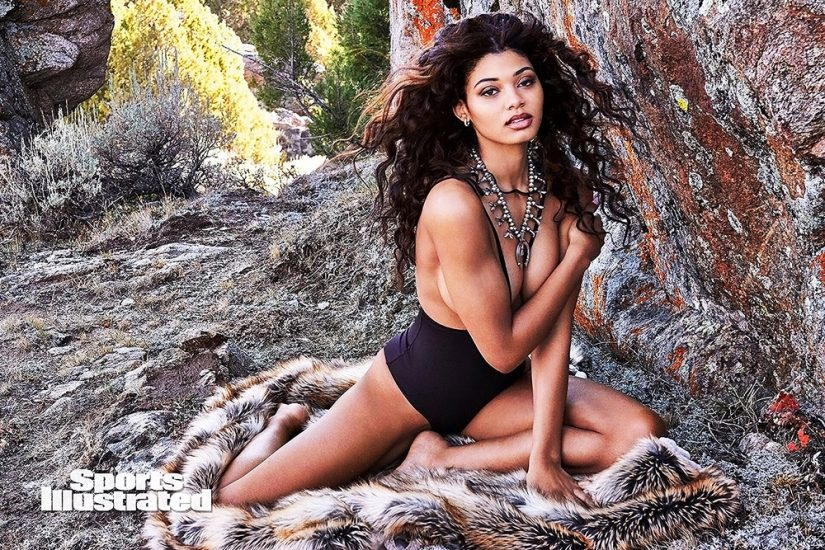 Danielle Herrington NUDE & Topless Pics for Sports Illustrated 90