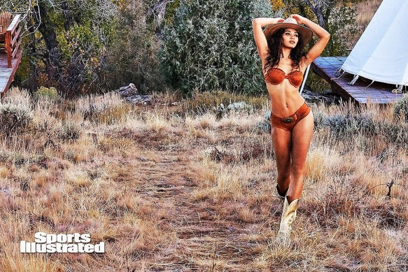 Danielle Herrington NUDE & Topless Pics for Sports Illustrated 89