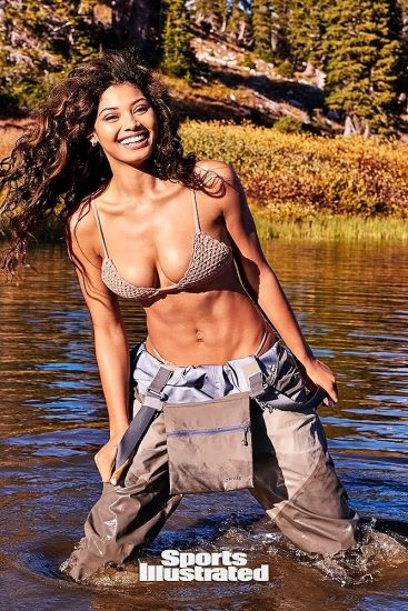 Danielle Herrington NUDE & Topless Pics for Sports Illustrated 85