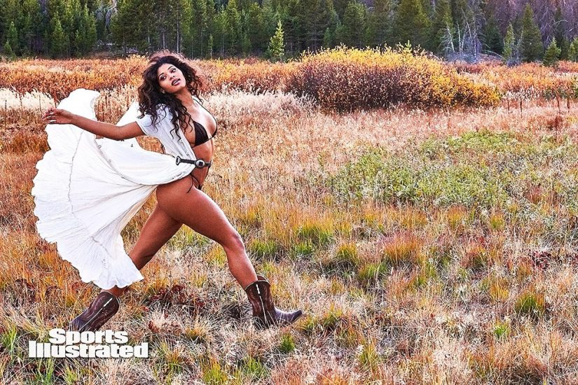 Danielle Herrington NUDE & Topless Pics for Sports Illustrated 106