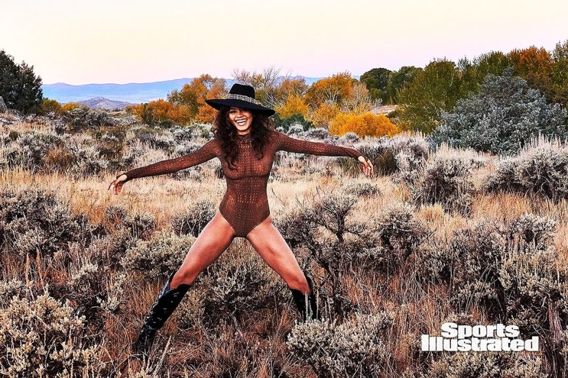 Danielle Herrington NUDE & Topless Pics for Sports Illustrated 105