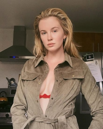 Ireland Baldwin Nude & Topless Pics And Porn Video 166