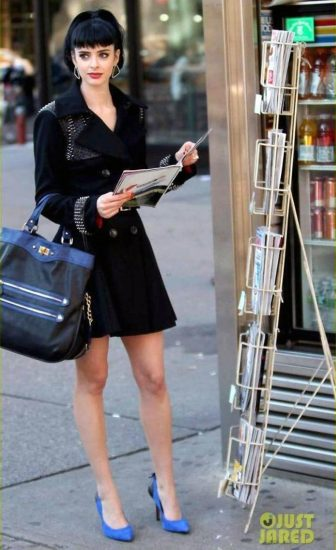 Krysten Ritter Nude LEAKED Pics & Porn And Sex Scenes Compilation 101