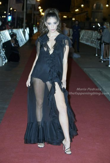 Maria Pedraza Nude & Hot Pics And Sex Scenes Compilation 53