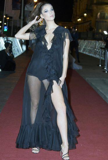 Maria Pedraza Nude & Hot Pics And Sex Scenes Compilation 54