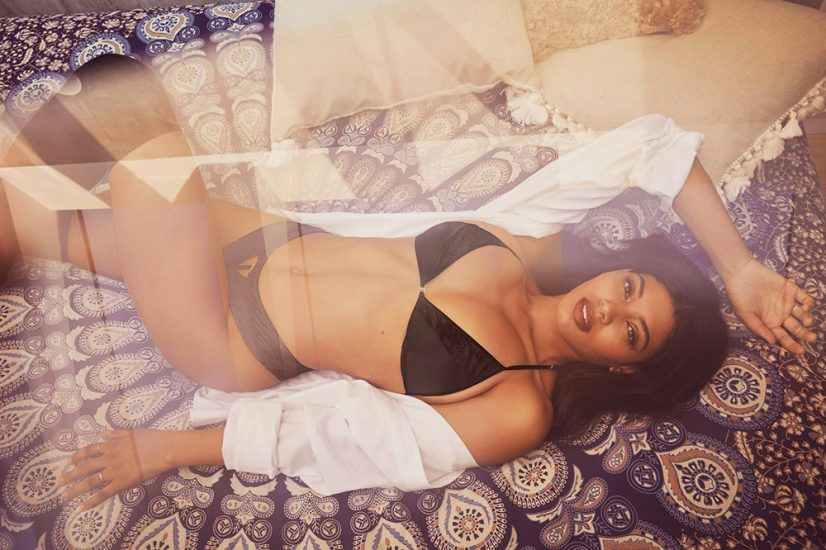 Danielle Herrington NUDE & Topless Pics for Sports Illustrated 8