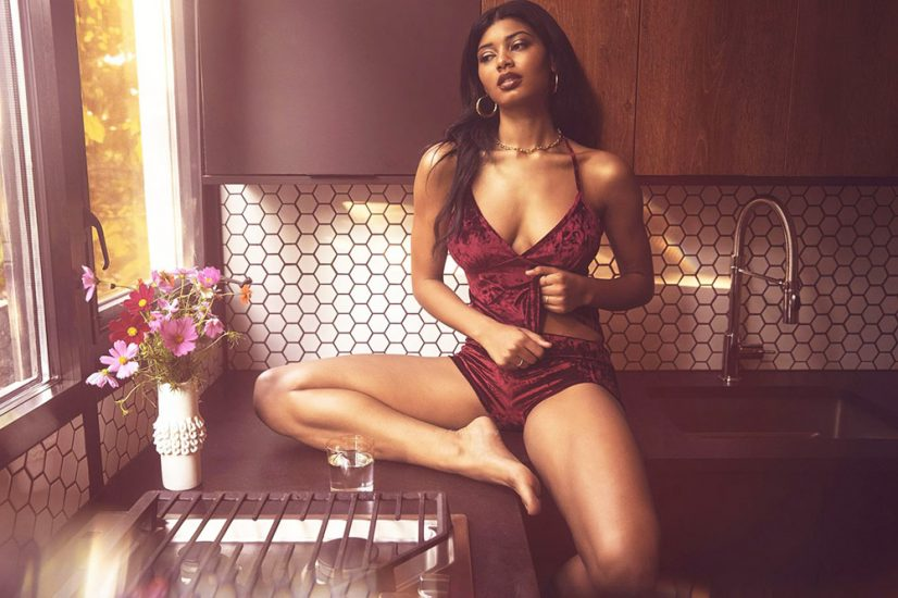 Danielle Herrington NUDE & Topless Pics for Sports Illustrated 11