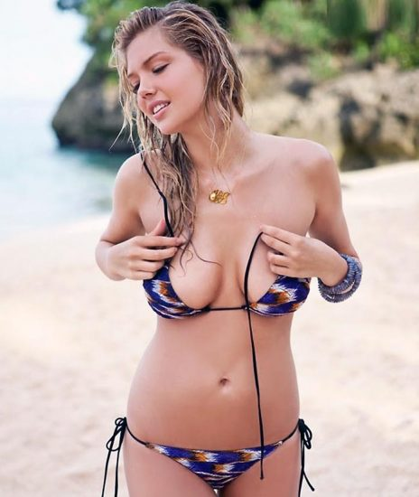 Kate Upton Nude Leaked Pics and PORN video! 58