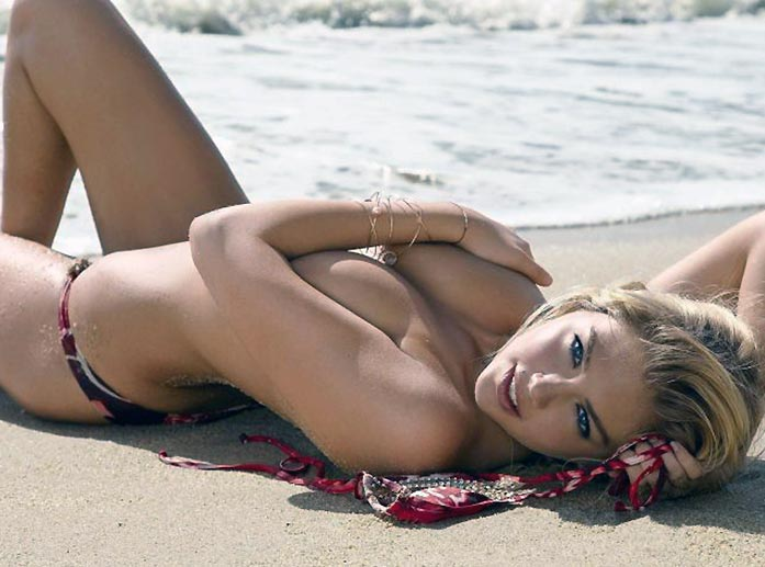 Kate Upton Nude Leaked Pics and PORN video! 93