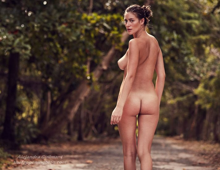 Alejandra Guilmant NUDE & Topless Photos Collection 47