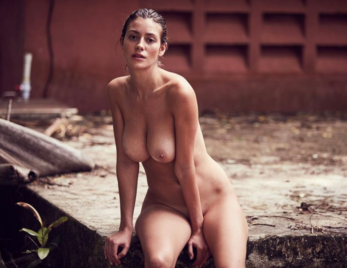 Alejandra Guilmant NUDE & Topless Photos Collection 25
