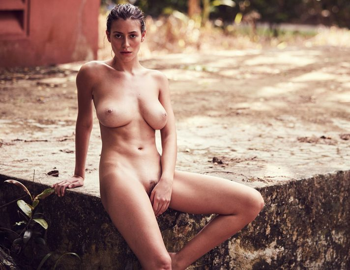 Alejandra Guilmant NUDE & Topless Photos Collection 29