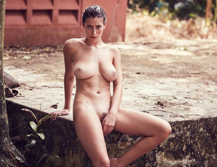 Alejandra Guilmant NUDE & Topless Photos Collection 32