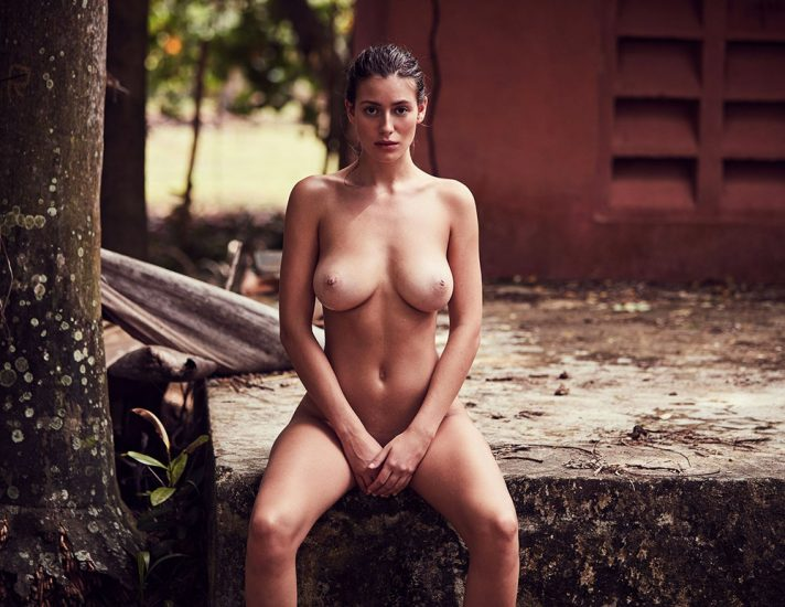 Alejandra Guilmant NUDE & Topless Photos Collection 33