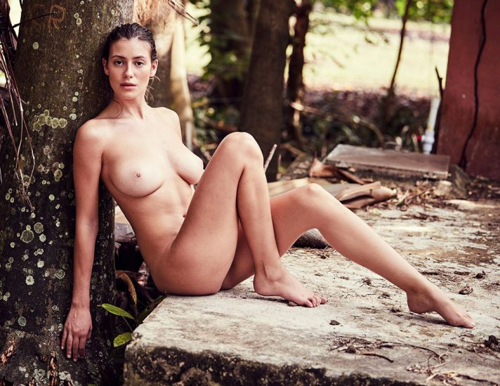 Alejandra Guilmant NUDE & Topless Photos Collection 35