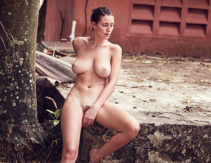 Alejandra Guilmant NUDE & Topless Photos Collection 36