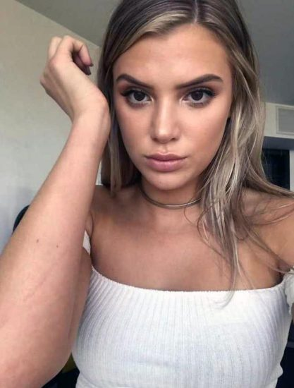 Alissa Violet Nude LEAKED Selfies and Sex Tape PORN 42