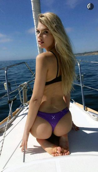 Alissa Violet Nude LEAKED Selfies and Sex Tape PORN 157