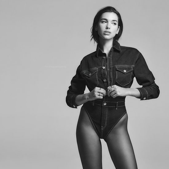 Dua Lipa Nude Pics & Pussy in Naked LEAKED Porn 57