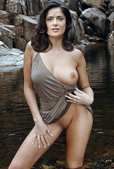 Selma Hayak Nude
