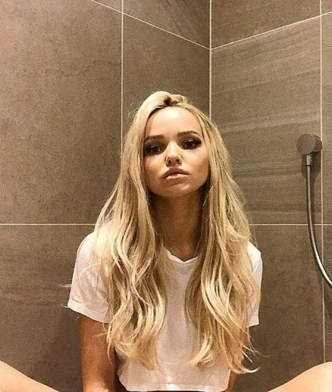 Dove Cameron Nude LEAKED Snapchat Pics & Sex Tape 66