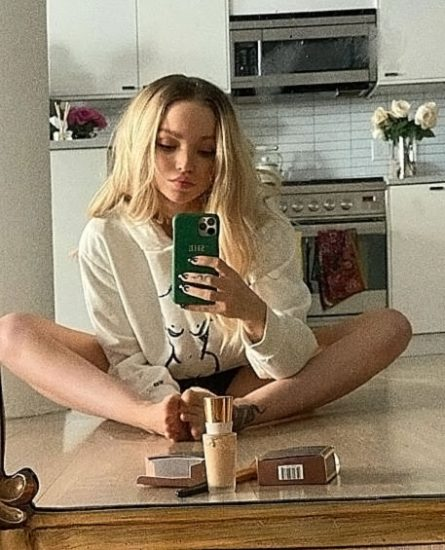 Dove Cameron Nude LEAKED Snapchat Pics & Sex Tape 49