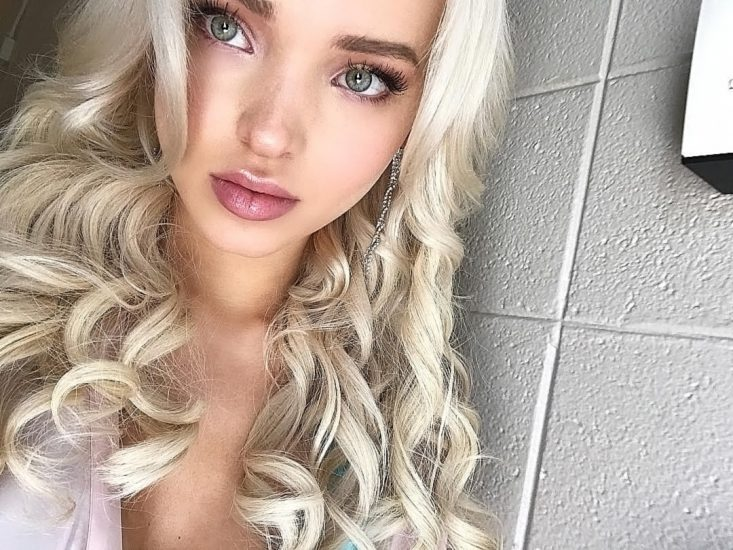 Dove Cameron Nude LEAKED Snapchat Pics & Sex Tape 34
