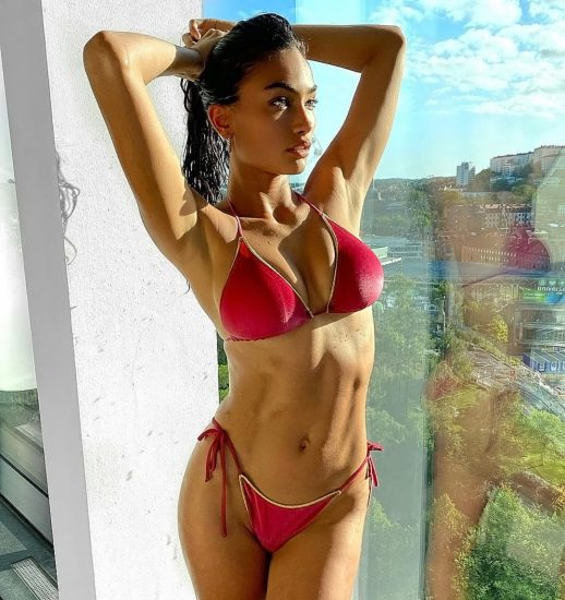 Kelly Gale Nude & Topless Pics And LEAKED Sex Tape 85