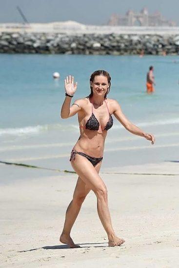 Michelle Hunziker NUDE & Topless Pics And Sex Scene 48