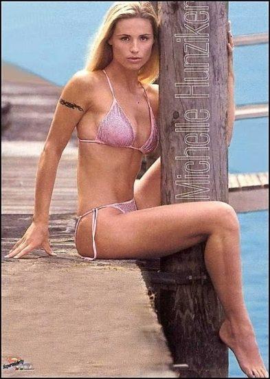 Michelle Hunziker NUDE & Topless Pics And Sex Scene 60