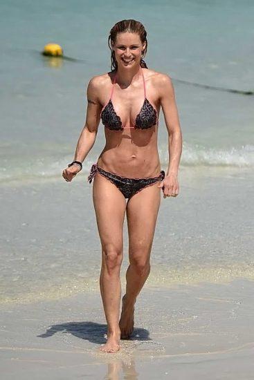 Michelle Hunziker NUDE & Topless Pics And Sex Scene 61