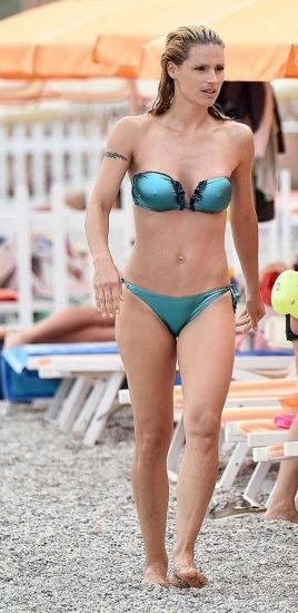 Michelle Hunziker NUDE & Topless Pics And Sex Scene 64