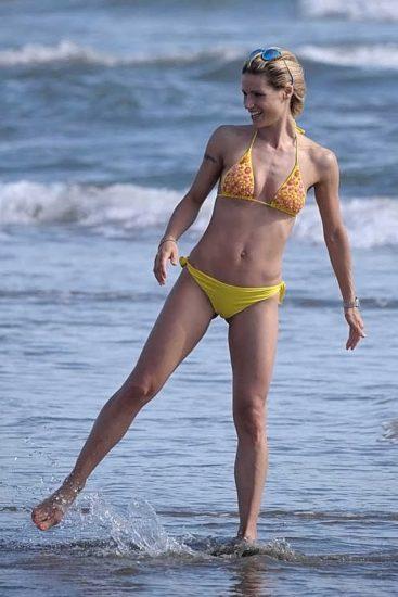 Michelle Hunziker NUDE & Topless Pics And Sex Scene 66