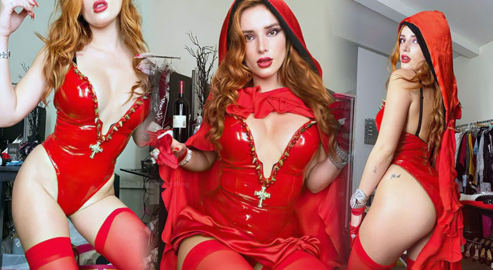 Bella Thorne Nude LEAKED Pics and Porn Video NEW 2021 UPDATE! 178