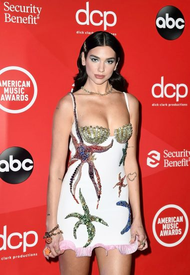 Dua Lipa Nude Pics & Pussy in Naked LEAKED Porn 186
