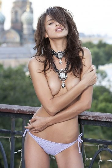 Irina Shayk Nude & Topless LEAKED Ultimate Collection 15