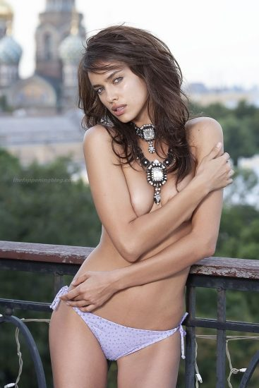 Irina Shayk Nude & Topless LEAKED Ultimate Collection 17